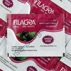 Filagra Oral Jelly Black Currant Flavor