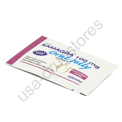 Kamagra 100mg Oral Jelly Black Currant Flavour